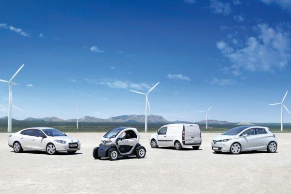 250.000 vehículos eléctricos vendidos por la Alianza Renault-Nissan