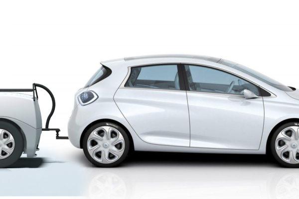 EP-Tender, el remolque extensor de autonomía para tu coche eléctrico.