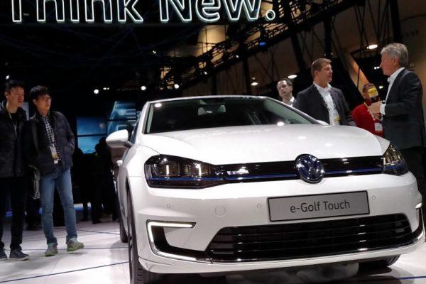 Volkswagen e-Golf aumentaría su autonomía en un 30%