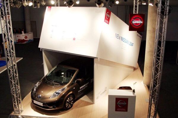 Luz verde al Nissan LEAF Zero Emission Tour en Madrid