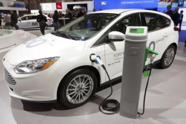 Empieza la producción del Ford Focus eléctrico en Europa