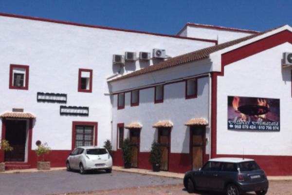 Ruta gastronomoecologica por la Sierra de Carrascoy (Murcia)