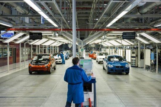 Por fin comienza la producción del BMW i3