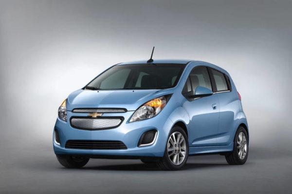Llega al mercado el nuevo Chevrolet Spark eléctrico