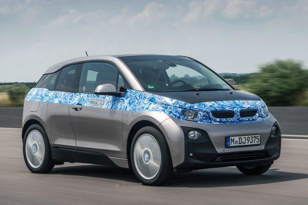 BMW i3 a partir de 35.500€