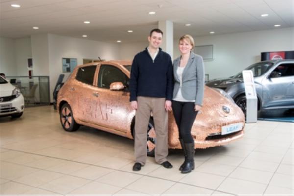 El Nissan LEAF se convierte en el vehículo eléctrico más vendido de la historia