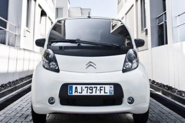 El Citroën C-Zero anima las matriculaciones en noviembre