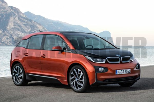 BMW i5 con más de 300 kilómetros de autonomía en 2017