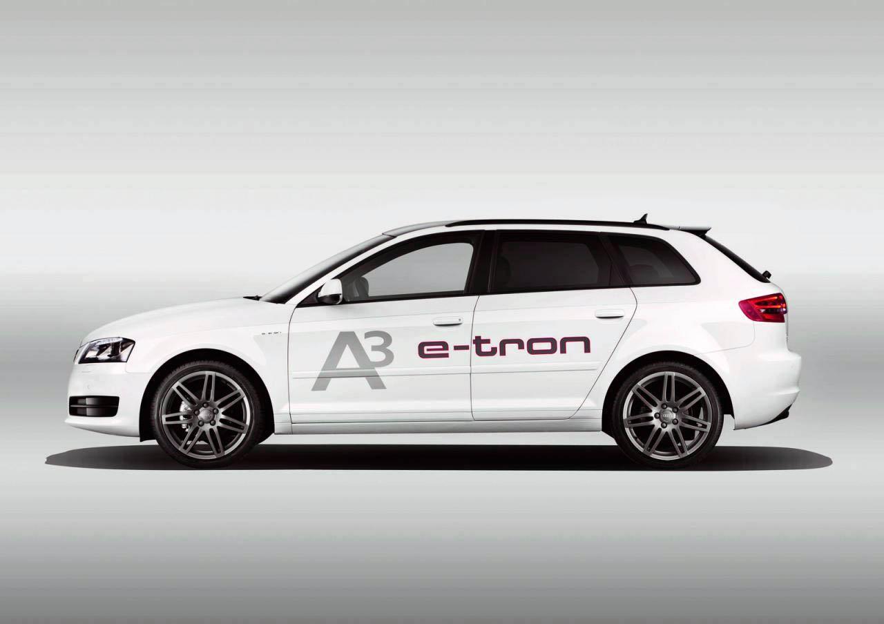 Foto Audi A3 Sportback e-tron 1.4 TFSI e-S tronic