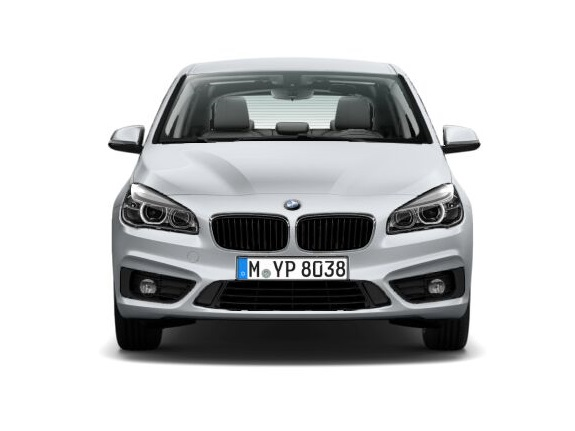 Foto BMW 225xe