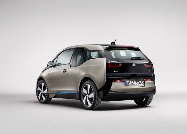 Foto BMW i3 22 kWh