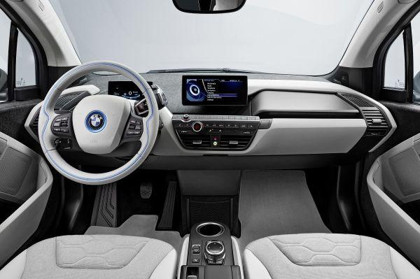 Foto BMW i3s REX