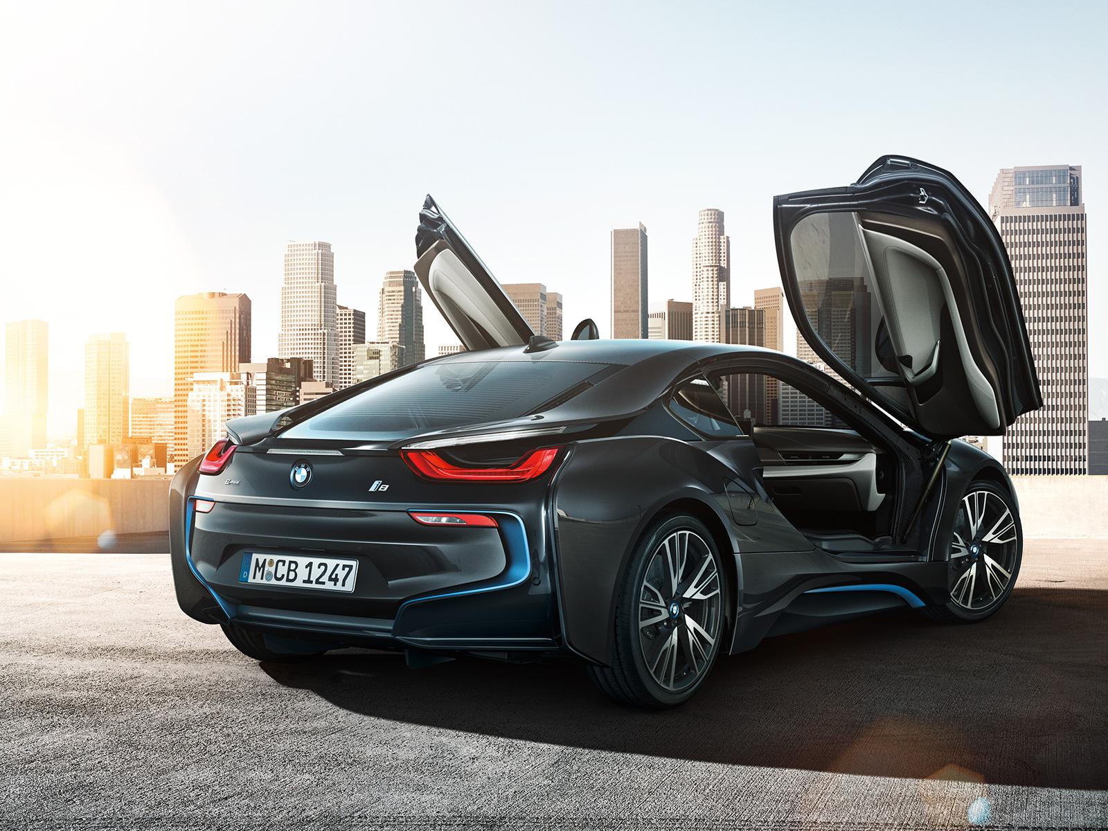 Foto BMW i8 Roadster