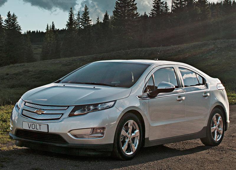 Foto Chevrolet Volt 1.4 150 5p Aut.