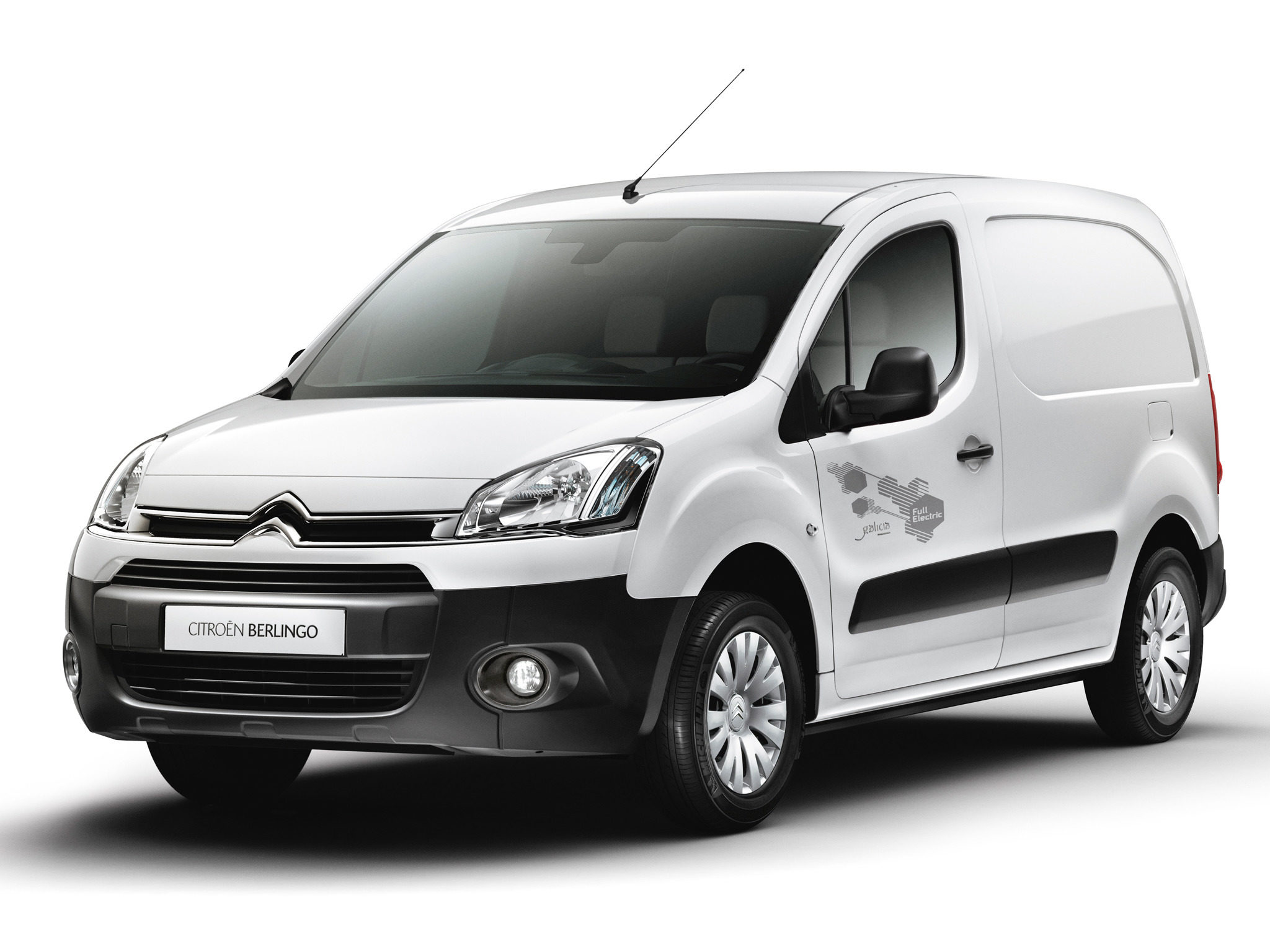 Foto Citroën Berlingo Electric Furgón Club