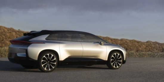 Foto Faraday Future FF91
