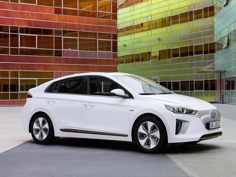Foto Hyundai Ioniq