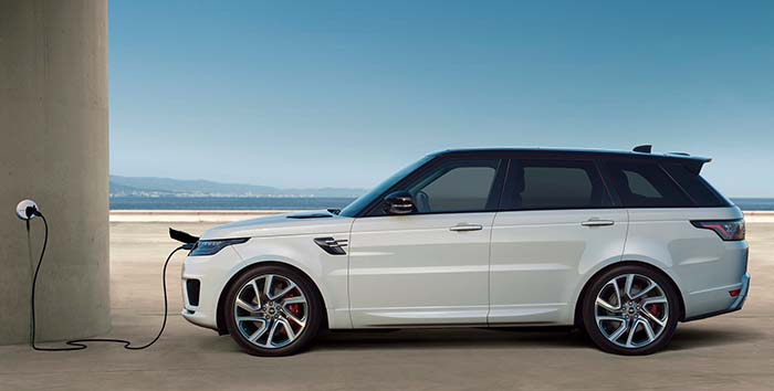 Foto Land Rover Range Rover Sport PHEV