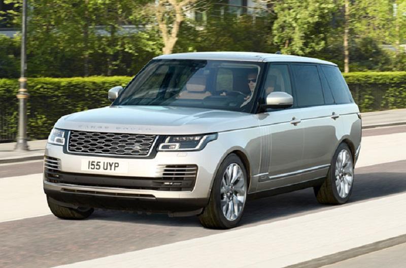 Foto Land Rover Range Rover PHEV