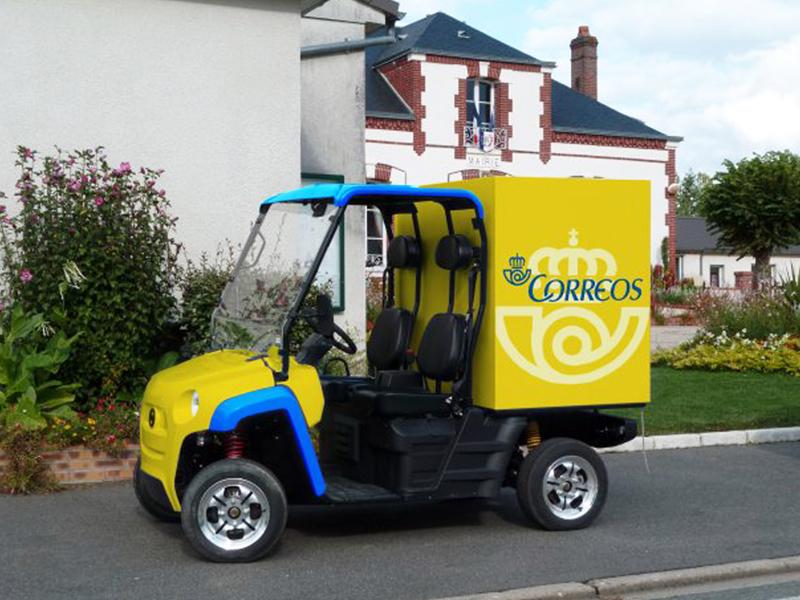 Foto Little Ebox 2 2WD AGM