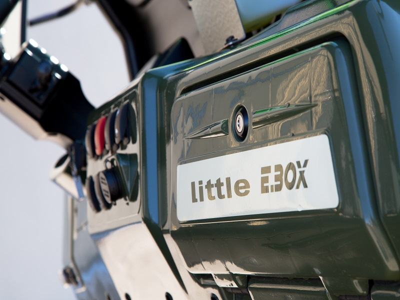 Foto Little Ebox 6 AGM