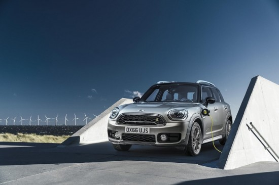 Foto MINI Countryman Cooper S E All4