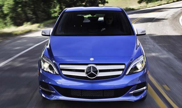 Foto Mercedes-Benz Clase B ED 177 5p Aut