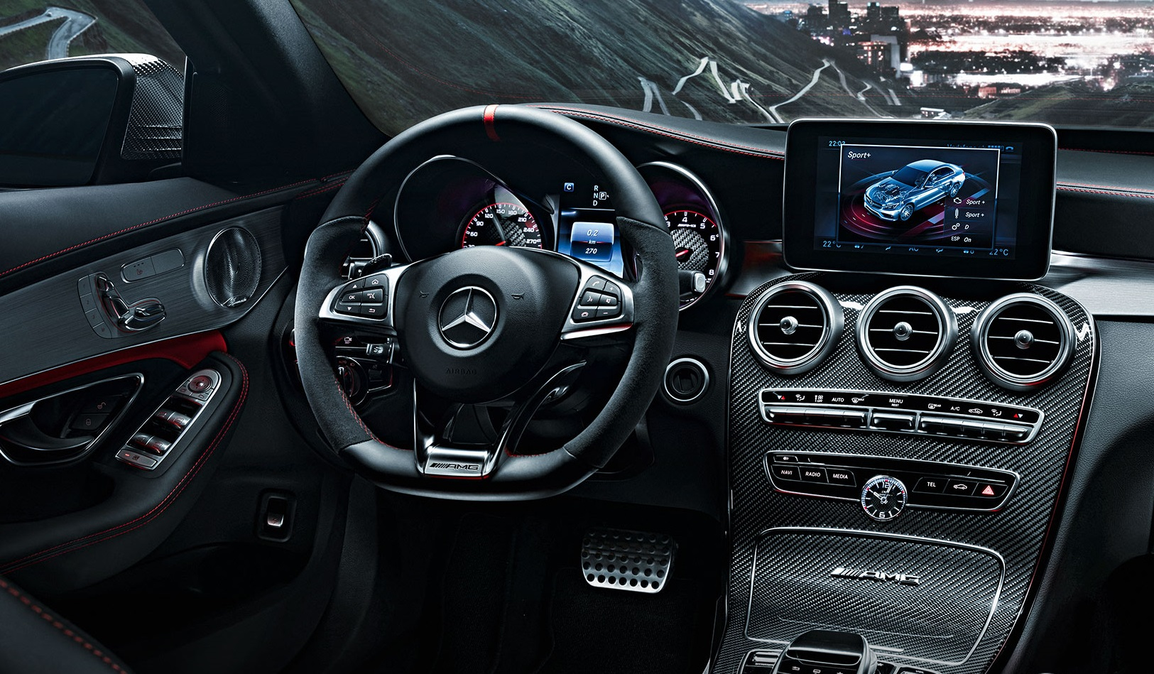 Foto Mercedes-Benz Clase C 350 e