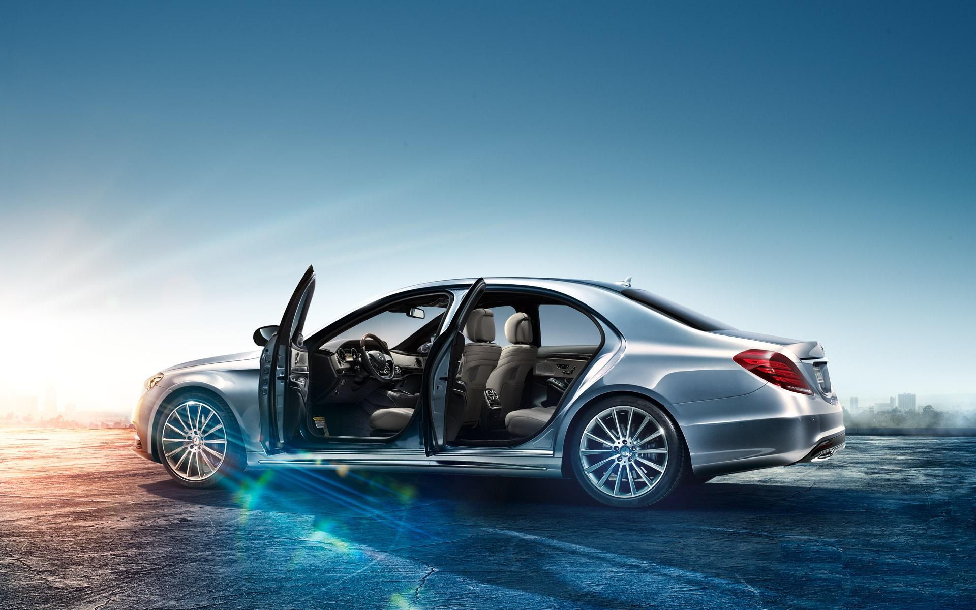 Foto Mercedes-Benz Clase S 500 e