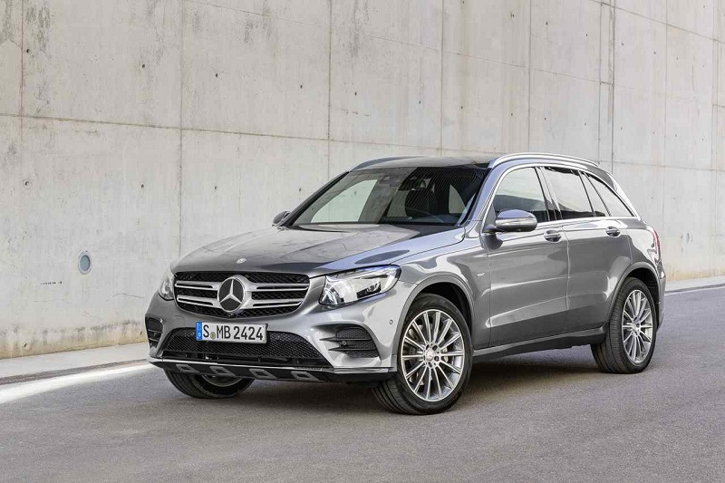 Foto Mercedes-Benz GLC 350 e 4MATIC