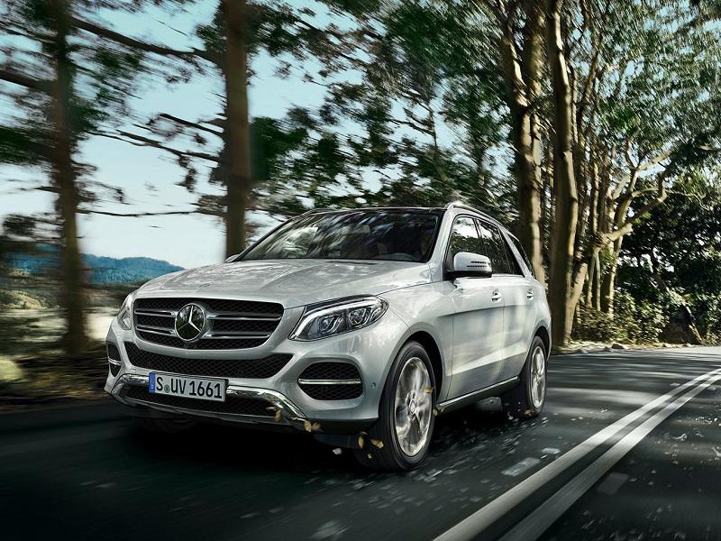 Foto Mercedes-Benz GLE 500 e 4MATIC