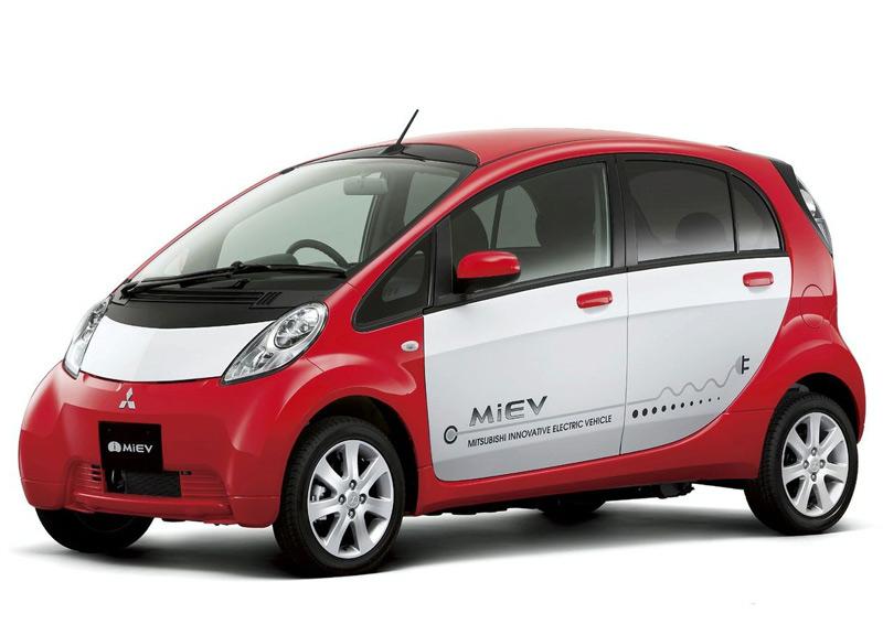 Foto Mitsubishi i-MiEV 67 5p Aut.