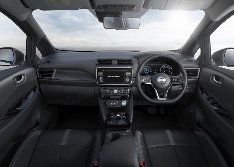 Foto Nissan Leaf e+