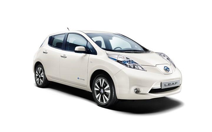 Foto Nissan Leaf 30 kWh Acenta