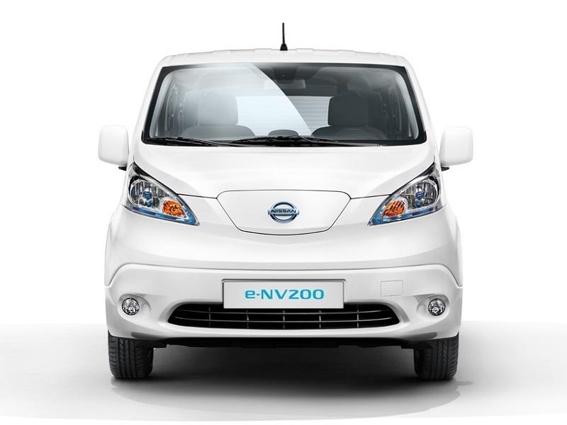 Foto Nissan e-NV200 Evalia 40 kWh