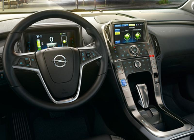 Foto Opel Ampera 150 Excellence 5p CVT