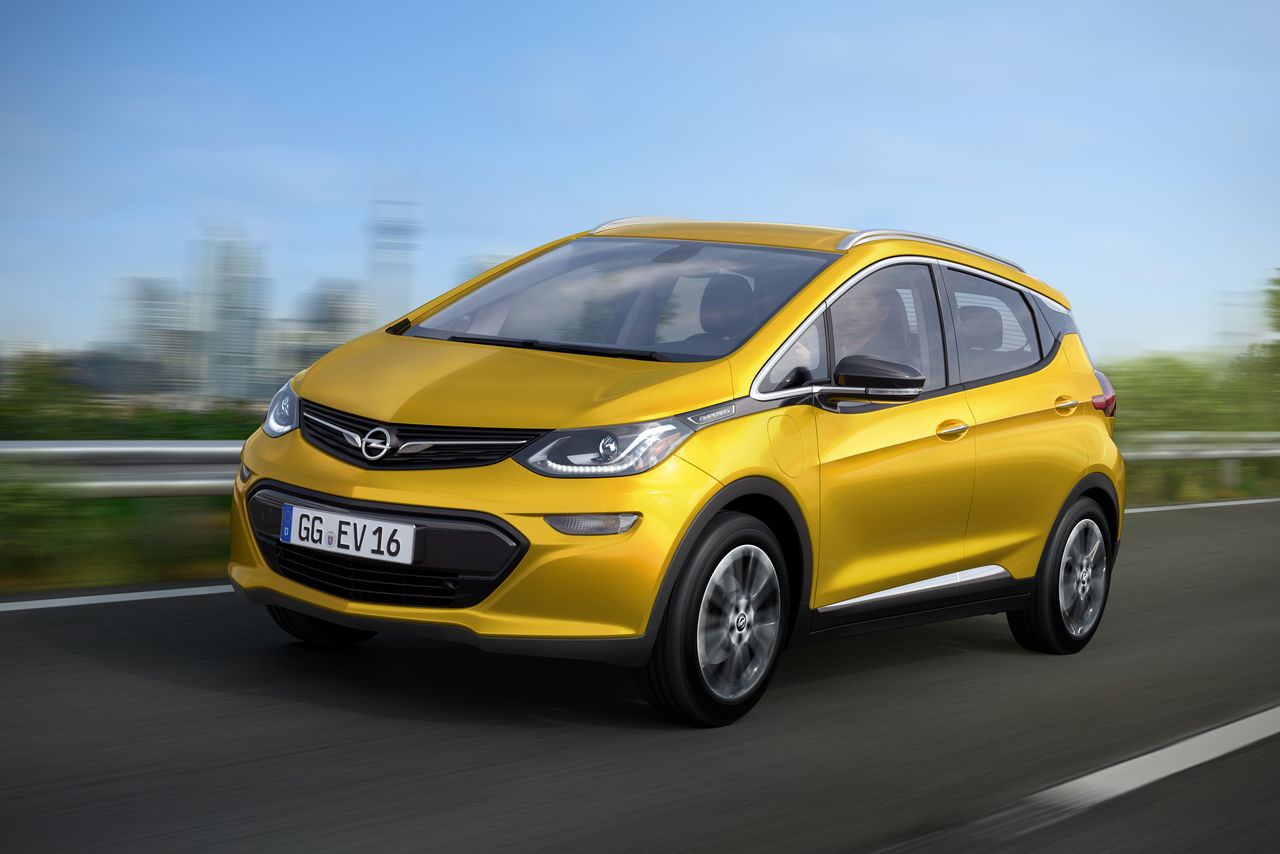 Foto Opel Ampera-e