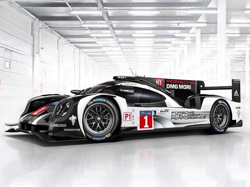 Foto Porsche 919 Hybrid