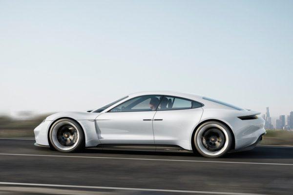 Ya conocemos más datos sobre el Porsche Taycan