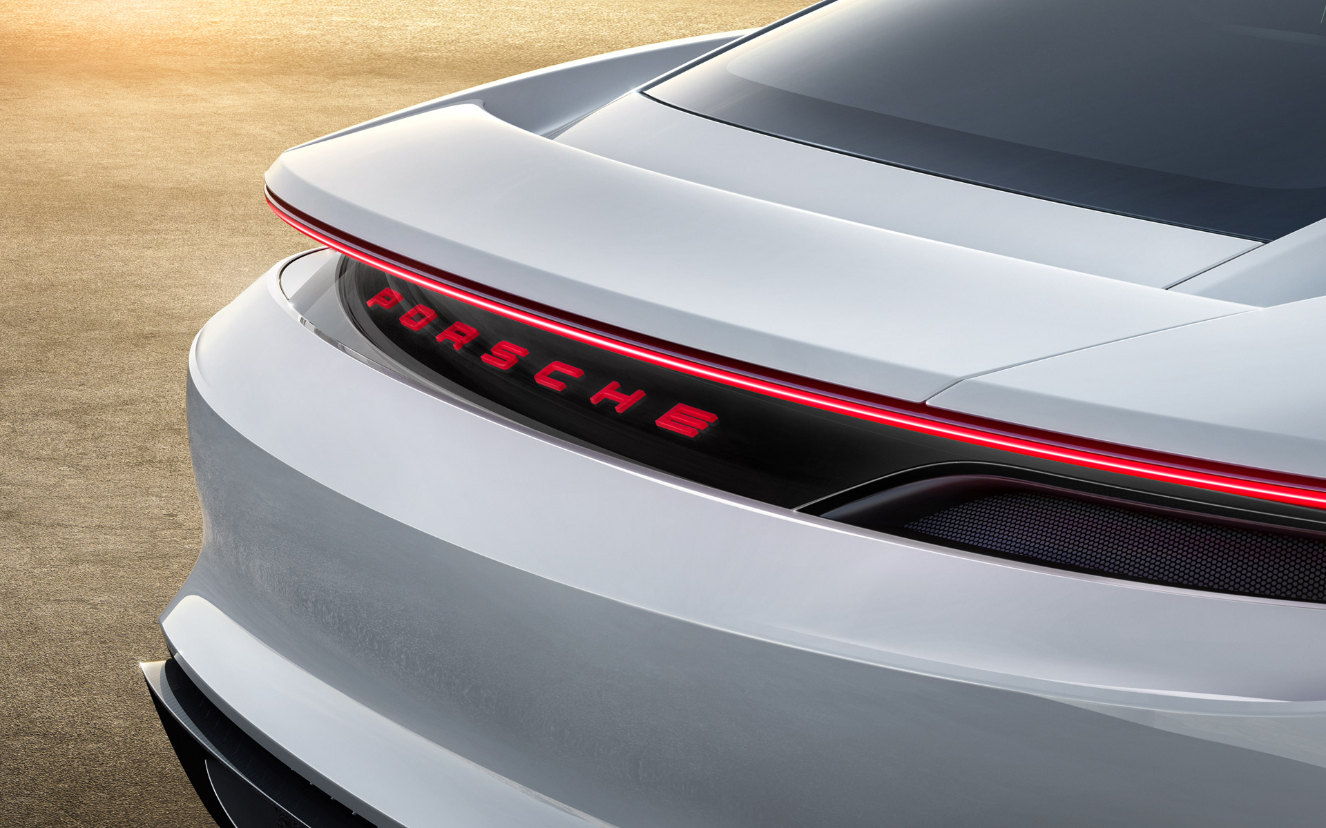 Foto Porsche Taycan