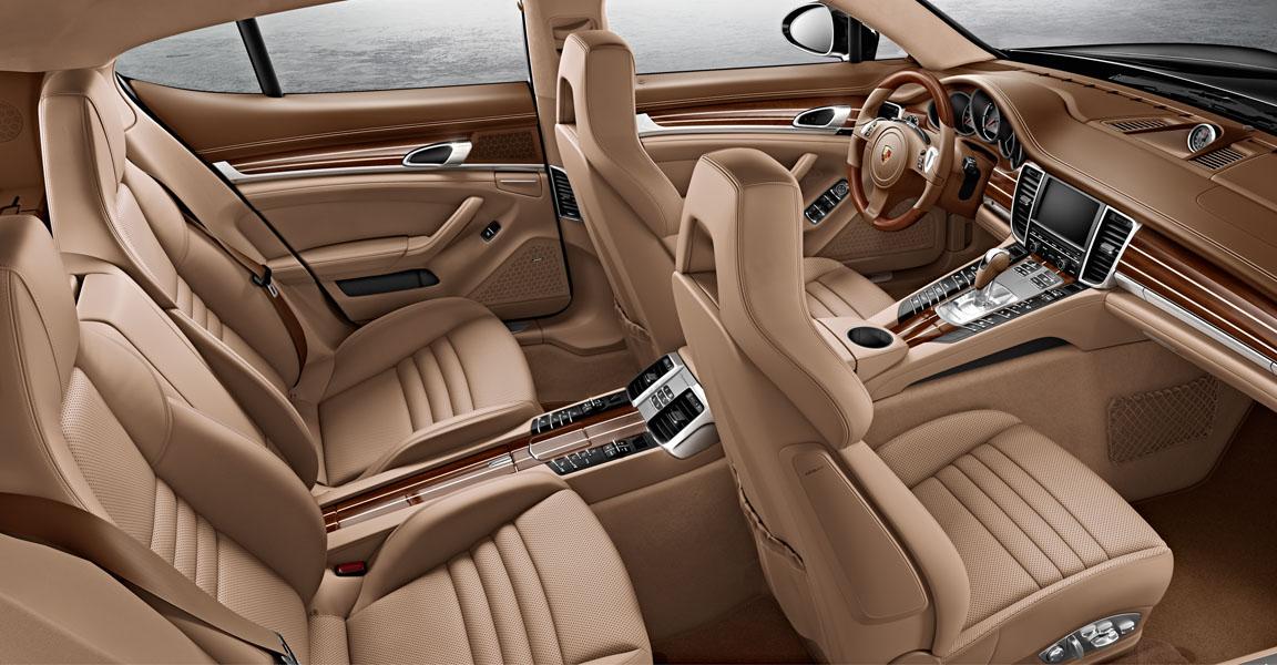 Foto Porsche Panamera 4 E-Hybrid 5p Aut.