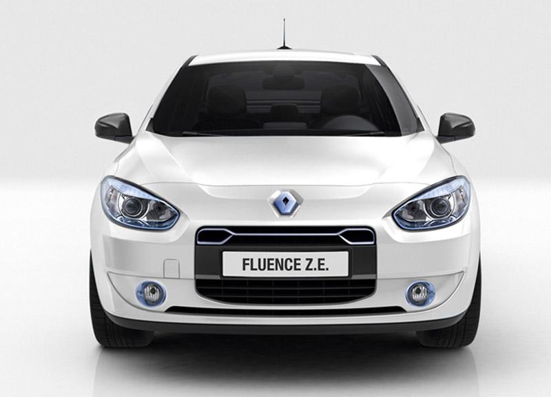 Foto Renault Fluence Z.E Dynamique 5p Aut.