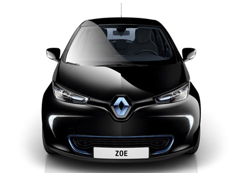 Foto Renault ZOE R110