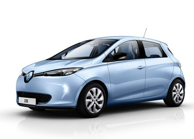 renault zoe precio de venta en espa a en 2018 caracter sticas y fotos. Black Bedroom Furniture Sets. Home Design Ideas