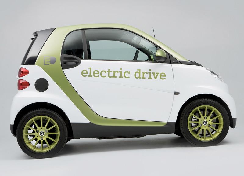 Foto Smart Fortwo electric drive Cabrio 75 3p Aut.