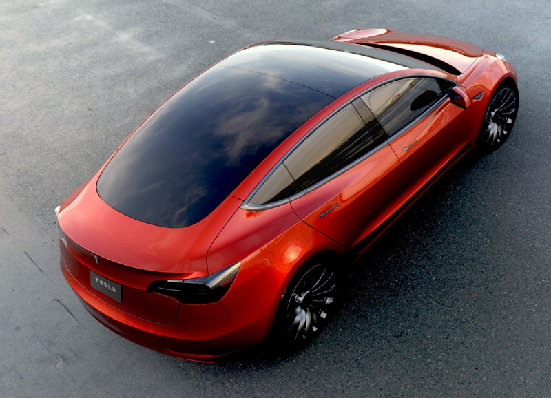 Foto Tesla Model 3 Standard Range Plus