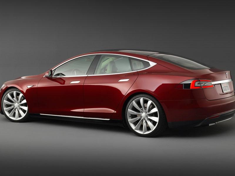 Foto Tesla Model S 60D