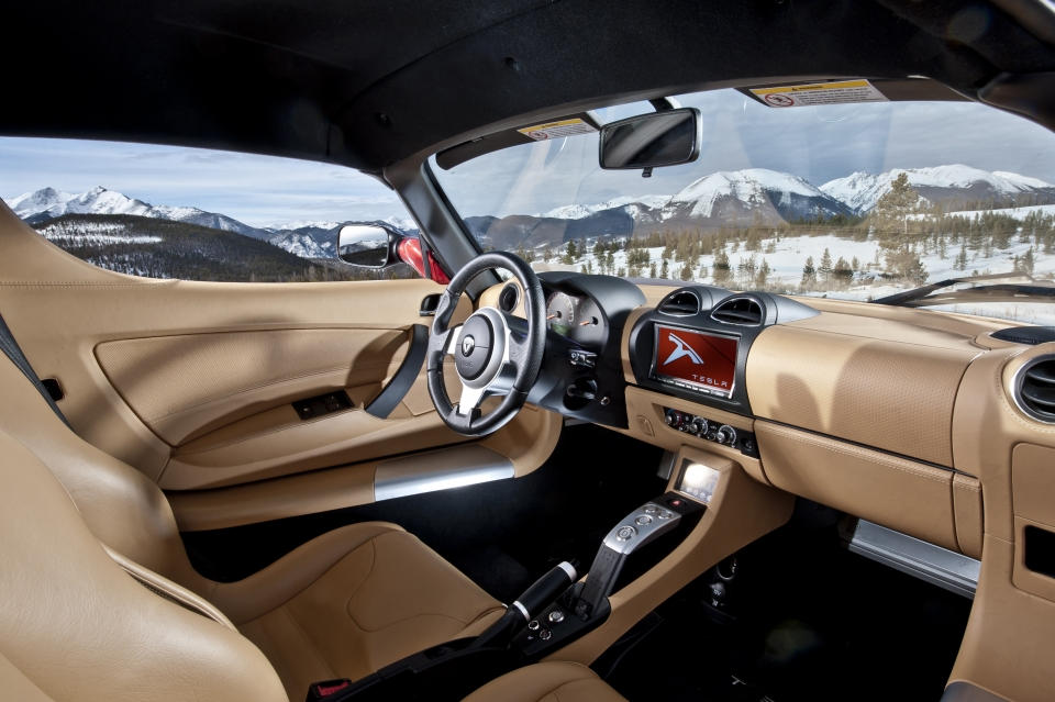 Foto Tesla Roadster 248 3p Aut.
