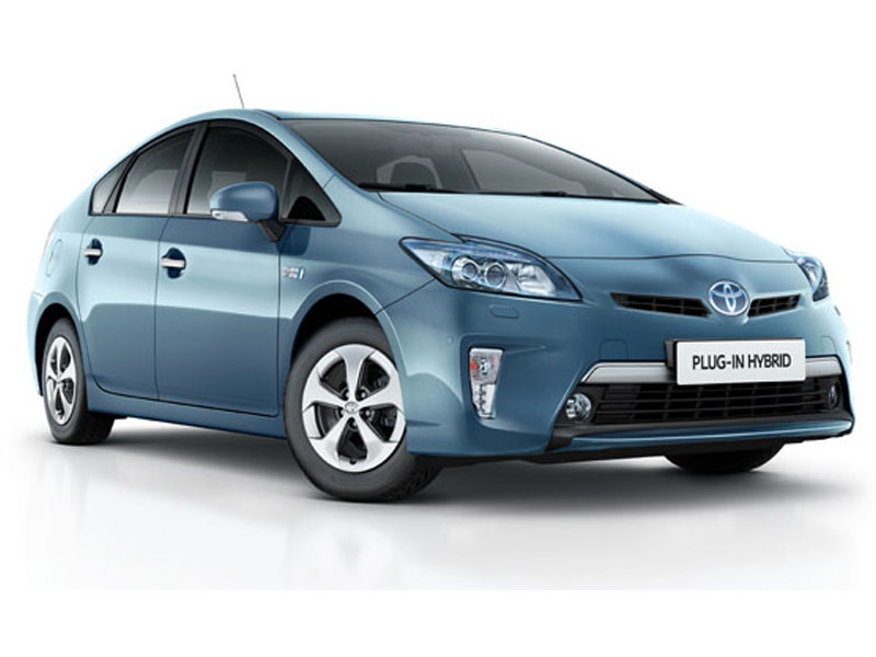Foto Toyota Prius plug-in hybrid 1.8 HSD Executive 5p
