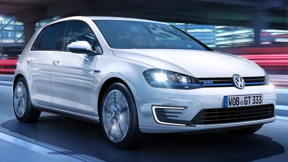 Foto Volkswagen Golf GTE